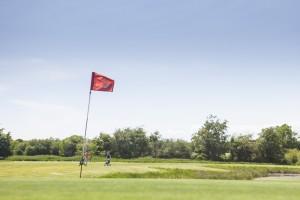 Hole 5 Flag